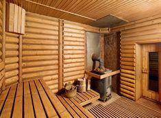 Баня в стиле кантри (cantri bath)