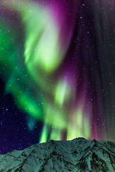 uploads alaska landscape nature scenery milky way aurora borealis