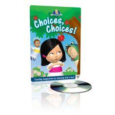Cherub Wings: Choices Choices