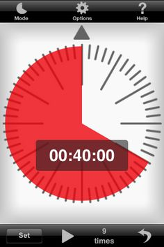 Time Timer  Visualize: how much longer?