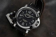 Panerai Luminor Marina 8 Days - folded