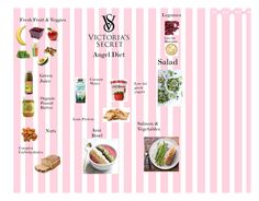 """Victoria's Secret Angel Diet"" by angelsommer on Polyvore featuring beauty, Victoria's Secret and Artland"