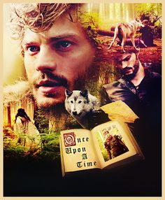 The Huntsman - once-upon-a-time....I miss his face on the show ;)