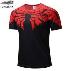 Avengers Flash man Hulk Batman t shirt men 2017 women boys short sleeve jersey super hero clothing T-shirt kids XS-4XL