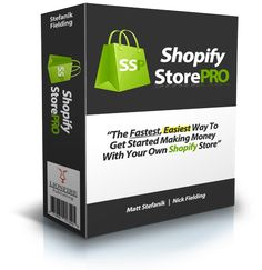 My Shopify Store Pro Review show you how to a newbiew start at 0$ to $300K in sale in under 7 months by using system he is selling . Click here to see detail