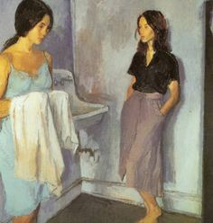 raphael soyer - Google Search