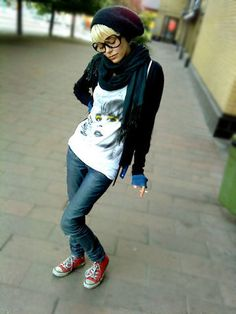 tomboy perfect casual outfit