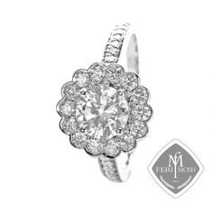 FERI MOSH Rose Garden - Ring