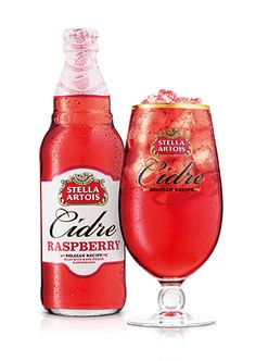 Stella Artois Raspberry Cidre