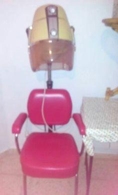 Secador de peluquería