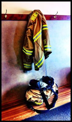 Bend Firefighter Suit