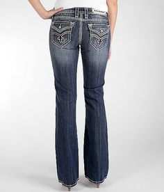 Rock Revival Elaina Jeans - Love these.  My favorite  jeans.