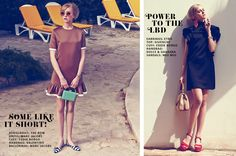 Mytheresa retro chic summer campaign 2013 4