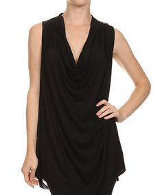 This Black Semisheer Gathered V-Neck Tunic is perfect! #onlineboutique #wholesalewomesclothing #plussizeboutique #trendytop #kokette #formaltops #tops4women #koketteonline @fashionclothig #womensplussizeclothing #boutiquewholesaleclothing