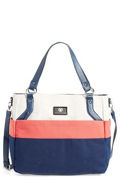 The diaper bag we picked!