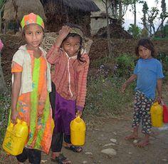 NEPAL:  Water Crisis Intensifies