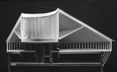 Diplomarbeiten - Gigon-Guyer Architekten - Zürich - Switzerland #arquitectura #maquetas #gigon & guyer