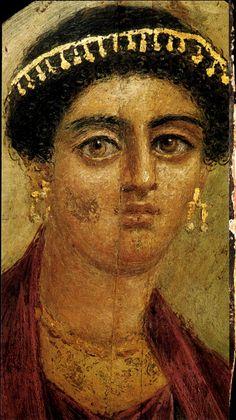 Τέχνης Σύμπαν και Φιλολογία: Το αίνιγμα των πορτρέτων του Φαγιούμ ...