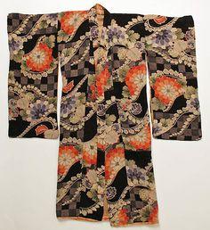 Kimono, mid-20th century