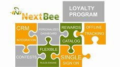 Loyalty Solutions from NextBee designed to increase customer retention and engagement, besides increasing your revenue