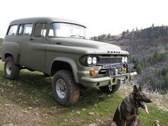 1960 Dodge Town Wagon