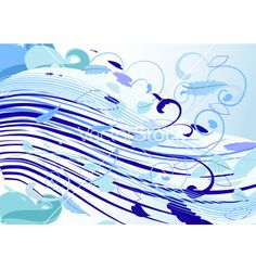 Image Gallery of Wind Swirls Vector