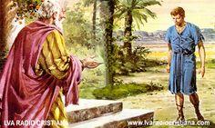 «Ése acoge a los pecadores y come con ellos.»