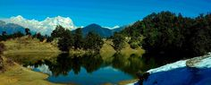 #Devariyatal near #Rudraprayag District of #Uttarakhand,#India come and see with Travellerbaba.com