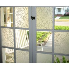 Emma Jeffs White Pixels Adhesive Film - Window Film - Home Accessories - Category