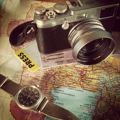 Have camera, will travel - Photo by Matthew Richards (Demotix Publisher, Bangkok)