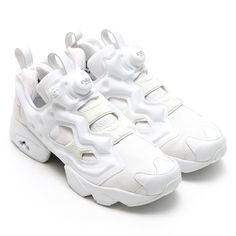 69ae4cc6fc5d atmos Brings Tonal White To The Reebok Instapump Fury
