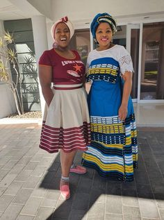 South African Traditional Dresses, African Traditional Wedding, Traditional Fashion, Traditional Outfits, Xhosa Attire, African Attire, African Fashion Ankara, African Dresses For Women, Ethiopian Dress