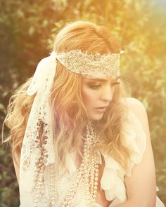 Handmade in Australia Features quality imported chantilly lace and exquisite beaded rhinestones.