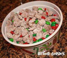 Christmas Reindeer Chow