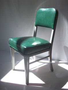 Vintage office chair.