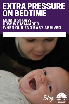 """A mum in her own words on when baby # 2 came along ... """"Harry's celebrated arrival put additional pressure on an already stressful night time routine. Daniel would insist it was 'mummy's turn' to put him to bed every night. It was taking longer & getting later and later. Sometimes taking a good hour or more before he would fall asleep. It was exhausting, there was no down time for me & on top of that he would wake numerous times."""" Read more…"""