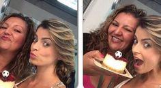 Así fue la celebración de cumpleaños de la bella presentadora Cristina Hurtado