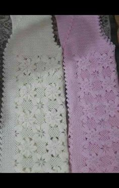 "diy_crafts- ""Discover thousands of images about Habibe Dönmez"", ""This post was discovered by Лар"" Gilet Crochet, Crochet Jacket, Crochet Stitches, Crochet Baby, Knit Crochet, Diy And Crafts, Arts And Crafts, Irish Lace, Bargello"