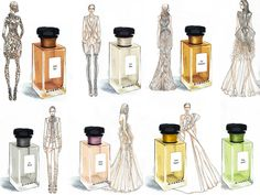 L'Atelier-de-Givenchy perfume collection 2014 Discover Givenchy fragrances at www.scentbird.com