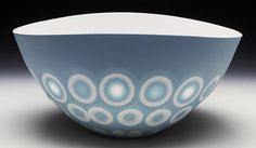 Large space bowl by Sasha Wardell, from Ceramics in the City 2011