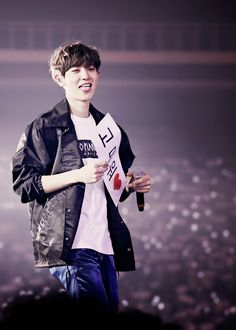 Chanyeol | 150307 EXO Planet #2 - The EXO'luXion in Seoul