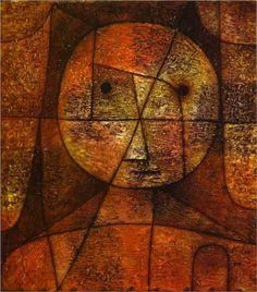 Paul Klee (December 1879 – June was born in Münchenbuchsee, Switzerland. Klee is regarded as both a Swiss and German painter. His greatly unique style was influenced by art movements such as surrealism, cubism, and expressionism. Wassily Kandinsky, Paul Klee Art, Josef Albers, Design Theory, Portraits, Pablo Picasso, Art Plastique, Oeuvre D'art, Art History