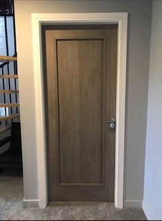 Fabulous Daiken Grey doors look and feel exquisite. Our Daiken Grey doors are made from with a laminate facing, so no need to worry about scratches. Available from our Showrooms in Tramore and Clonmel and online. Grey Doors, Oak Doors, Timber Flooring, Laminate Flooring, Walnut Doors, Prehung Doors, Composite Door, External Doors, Contemporary Doors