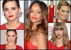 De fiesta o casual, conoce los tipos de maquillaje originales y que combinen perfecto con tu vestido rojo para cualquier evento u ocasión