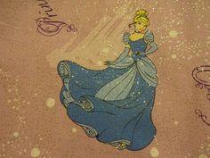"Stunning ""DISNEY PRINCESSES"" Handmade Cotton Pillowcase Standard/Queen-Last 1 #Handmade #FantasyGirls"