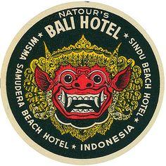 Natour's Bali Hotel ~ Indonesia