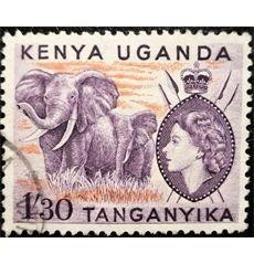 Kenya, Tanganyika, Uganda,