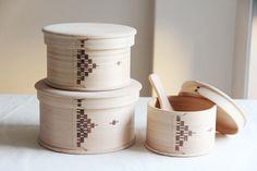 Shibata Yoshinobu Syoten rice container Kitchen Storage, Storage Ideas, Fashion News, Container, Japan, My Favorite Things, Wood, Kitchen Organization, Organization Ideas