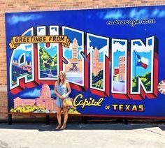 Austin Travel Diary: