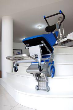 Cadeira Escaladora LFK | Personal Access